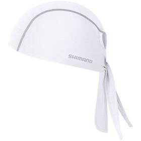 Shimano Bandana - Couvre-chef - blanc